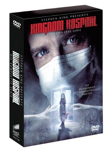 Stephen King Presents: Kingdom Hospital (4 DVDs)