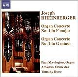Orgelkonzerte Nr. 1+2 - aul Skevington