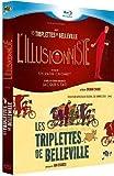 L'Illusionniste + Les Triplettes de Belleville [Blu-ray]