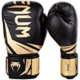 Venum Challenger 3.0 Boxing Gloves - black/Gold-16oz, Black/Gold, 16 oz