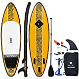 redder Tablas Paddle Surf Hinchables Rouge Doble Capa 9' Surf Tabla Stand Up...