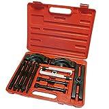 Garage.com 14pcsベアリングプーラー&ギアプーラー抜き取り専用プーラーセット WHSYB122