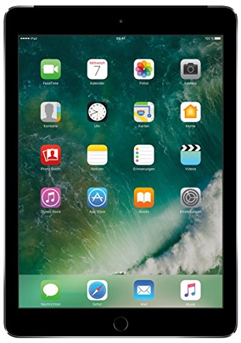 Apple iPad Air 2 128GB 4G - Space Grey - Unlocked (Renewed)