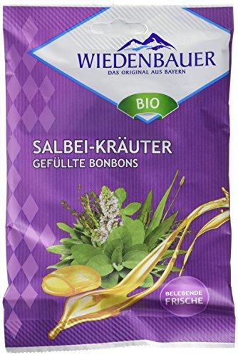 Wiedenbauer Salbei-Kräuter mit 21 Kräutern Bonbon (1 x 75 g)