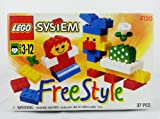 LEGO System FreeStyle Building Bricks 4130