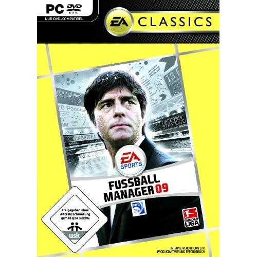 Fussball Manager 09 EA Classics [Edizione: Germania]