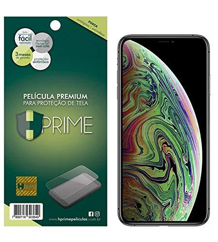 Pelicula Hprime Fosca para Apple iPhone Xs Max, Hprime, Película Protetora de Tela para Celular, Transparente