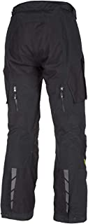 Klim Carlsbad Mens Off-Road Motorcycle Pants - Black/Size 34