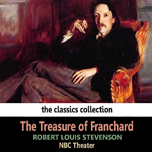 The Treasure of Franchard (Dramatised) audiobook cover art