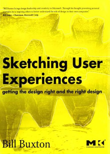 Sketching User Experiences: Getting the Design Right and the Right Design (Interactive Technologies) (English Edition)