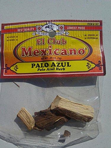 Palo Azul Blue Stick Medicinal Herb 1/4 Oz 7g Bag Pack of 12 Bags …