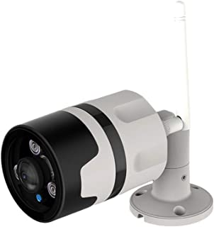 「C63SWIP/SD32」C63S 200万画素 防犯カメラ SDカード32GBセット 魚眼レンズ 360度 ネットワークカメラ WIFI 無線 屋内屋外 クラウド Vstarcam 宅配便 K&M