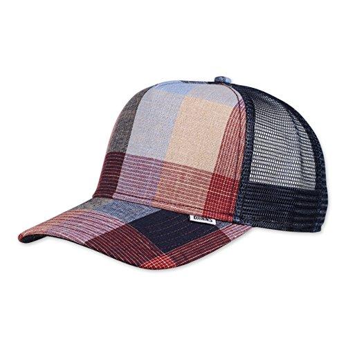 Djinns Wov Spot (REV. navy) - Trucker Cap Meshcap Hat Kappe Mütze Caps