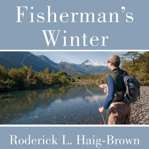 Fisherman's Winter audiobook cover art