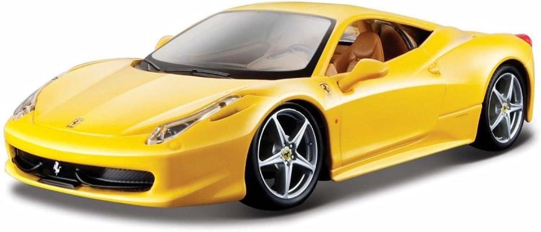 Ferrari 458 Italia Gelb 1 24 by Bburago 26003 by Bburago
