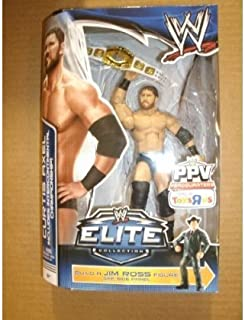 WWE Elite Collection Exclusive Action Figure Curtis Axel (Build A Jim Ross Figure) toy [parallel import goods]