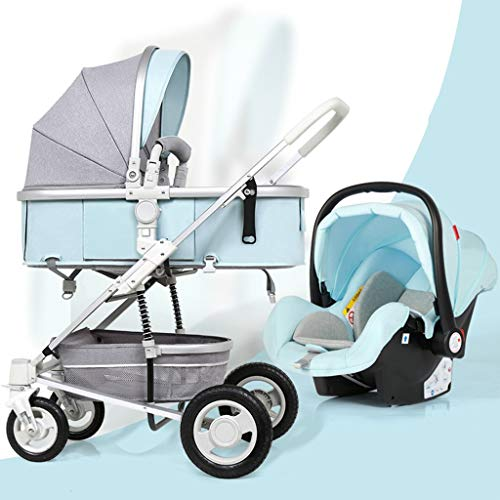 Review Of JIAX Infant Baby Stroller for Newborn and Toddler -3 in 1 Stroller Foldable Luxury Baby St...