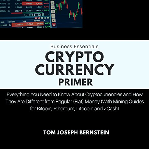 Cryptocurrency Primer audiobook cover art