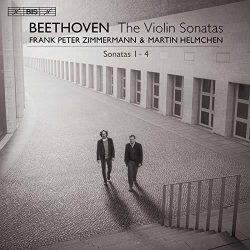 Beethoven: Violin Sonatas Nos. 1-4