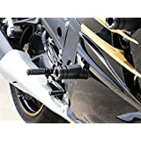 ベビーフェイス(BABY FACE) エンジンスライダー ジュラコン ブラック ZX-14R (12-) 006-SK017E