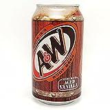 A&W - Lata de cerveza (24 cajas)...