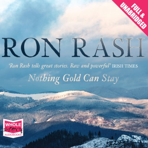 Nothing Gold Can Stay audiobook cover art