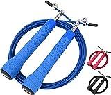 RDX Saltar Cuerda Gimnasia Gimnasio Ajustable Gimnasio PVC Saltar MMA Boxeo Metal Cable Entrenamient...
