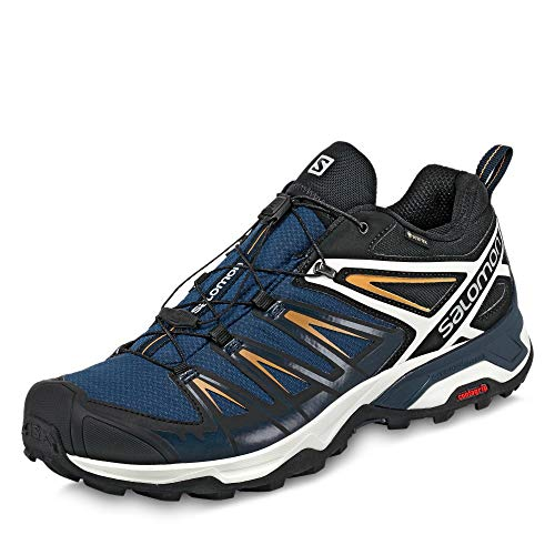 SALOMON Shoes X Ultra, Zapatillas de Hiking Hombre, Multicolor (Sargasso Sea/Dark Sapphire/Bistre),...