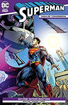 Superman: Man of Tomorrow #17 by [Stephanie Phillips, V Ken Marion]