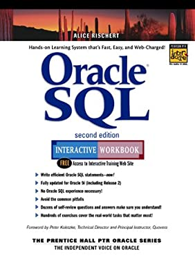 Oracle SQL Interactive Workbook (2nd Edition)