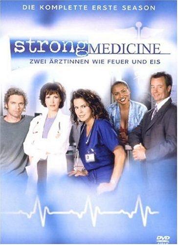 Strong Medicine: Zwei Ärztinnen wie Feuer und Eis - Erste Season [5 DVDs]