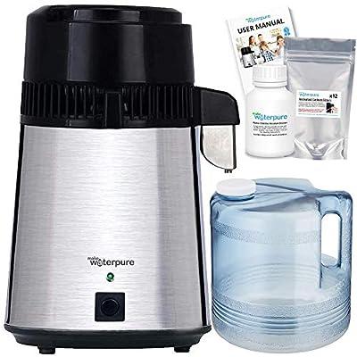 * WATER DISTILLER + BPA Free Jug * The best in quality *