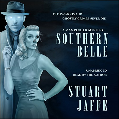 Southern Belle audiobook cover art