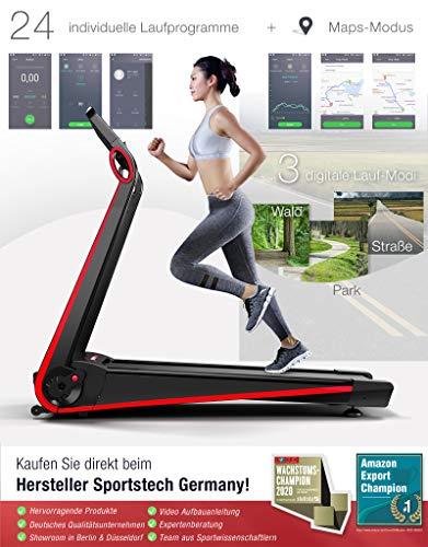 Sportstech F17 foldable treadmill