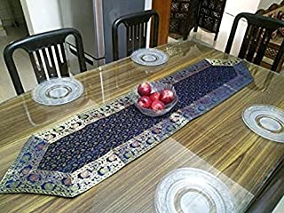 Navy Blue Table Runner, Party Table Runner, Indian Table runner, Party Decorations, FREE SHIPPING