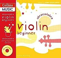Abracadabra Violin Beginner (Pupil's Book + CD) (Abracadabra String Beginners)