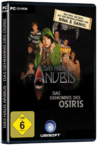 Das Haus Anubis - Das Geheimnis des Osiris (für PC)