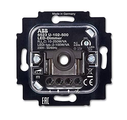 Niessen 8160.2 REGULADOR Giratorio LED (Universal)