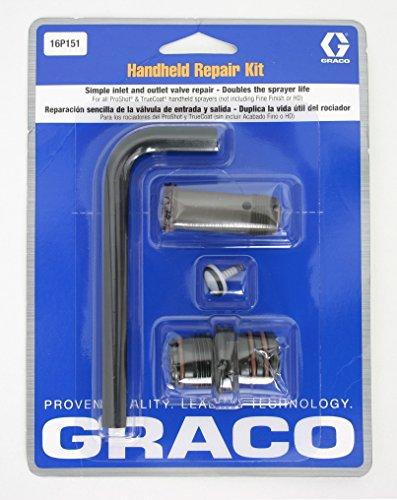 Original Graco Airless Reparatursatz Easymax WP II Ersatzteile