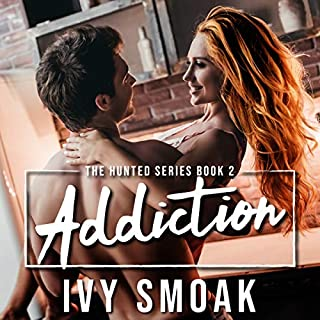 Addiction     The Hunted Series, Book 2              Written by:                                                                                                                                 Ivy Smoak                               Narrated by:                                                                                                                                 Meghan Crawford                      Length: 10 hrs and 49 mins     Not rated yet     Overall 0.0