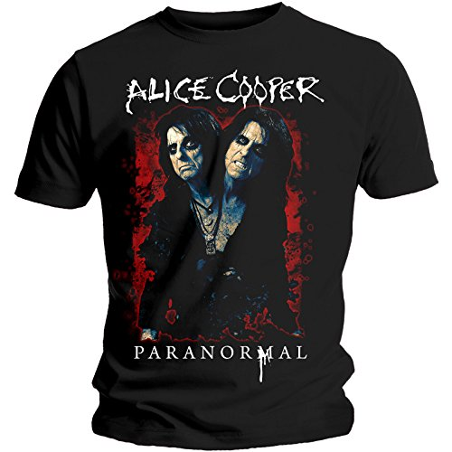 Alice Cooper - Paranormal Splatter T-Shirt (XL)