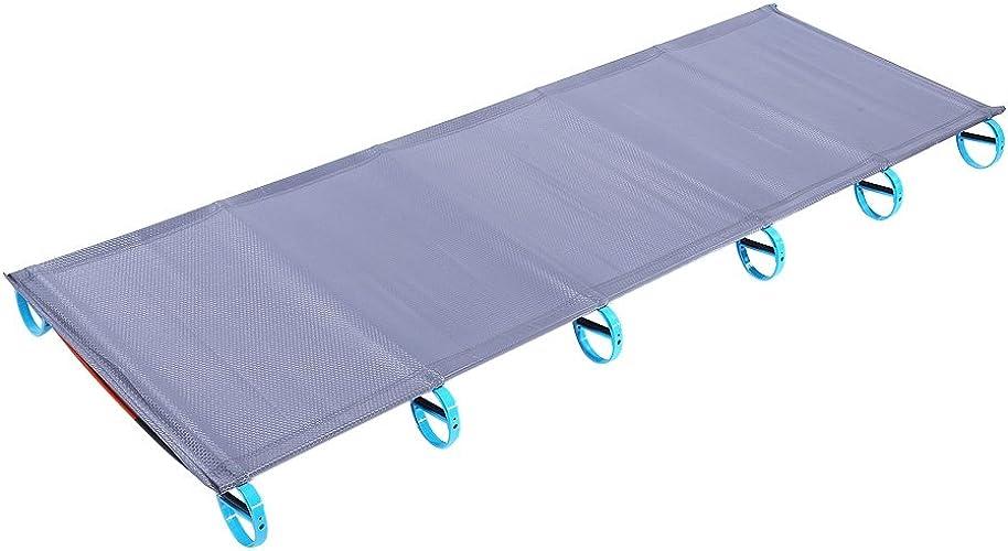 Lit ou siège portable de tente chaise étanche à l'humidité Lit pliable de camping