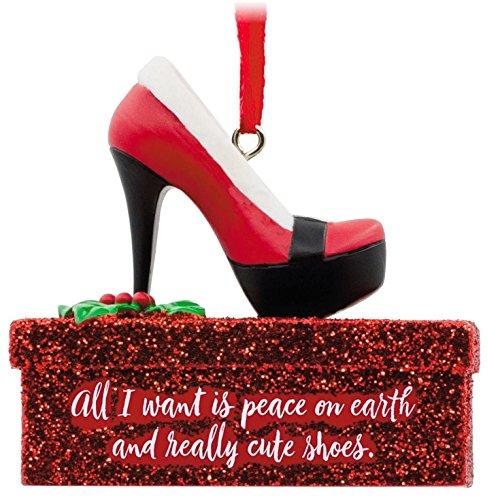 High Heel Ornament