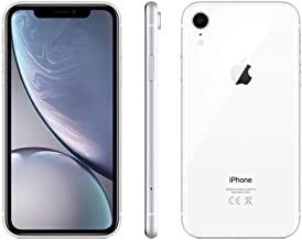 $579 Get Apple iPhone XR, AT&T Locked, 64GB - White (Renewed)