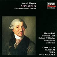 Haydn: Applausus - Festive Cantata (1995-01-01)