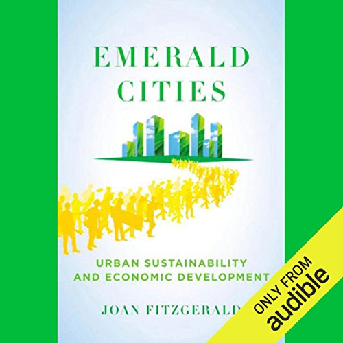 Emerald Cities audiobook cover art