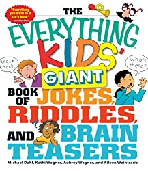 Everything Kids Giant Book Of Jokes Riddles and brain teasers