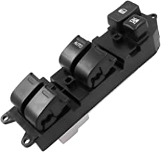 uxcell/® Front Passenger Side Rear Door Power Window Master Switch 84810-12080 for Toyota
