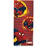Wilton Treat Bags, 4 by 9.5-Inch, Spider-Man, 16 Per Package