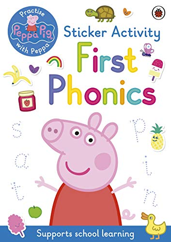 Peppa Pig: Practise with Peppa: First Phonics: Sticker Activity Book (Activity Books)